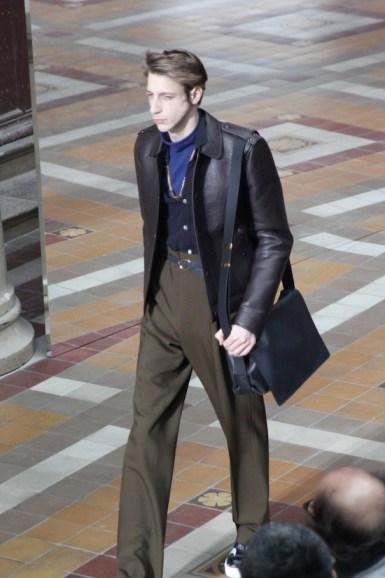lanvin homme hiver 2015 pantalon