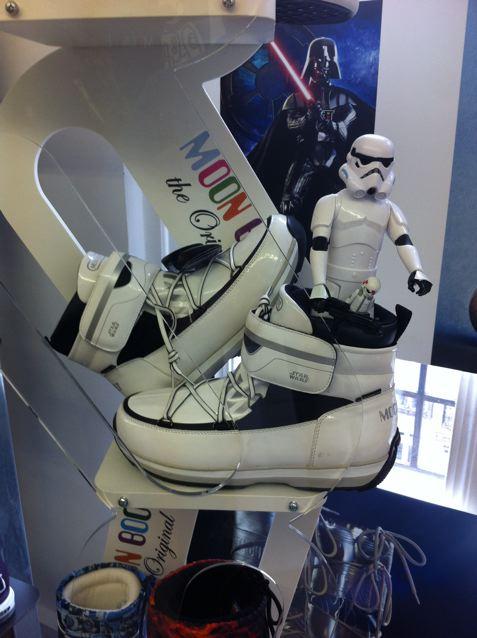 moon boots star wars