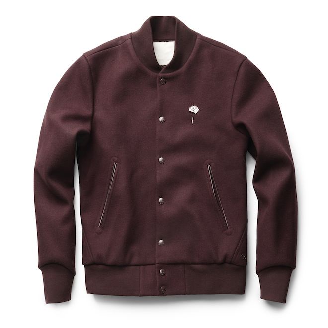 15-2 M Marc Newson Lookbook. MN Wool Bomber 82750F.4416.5345