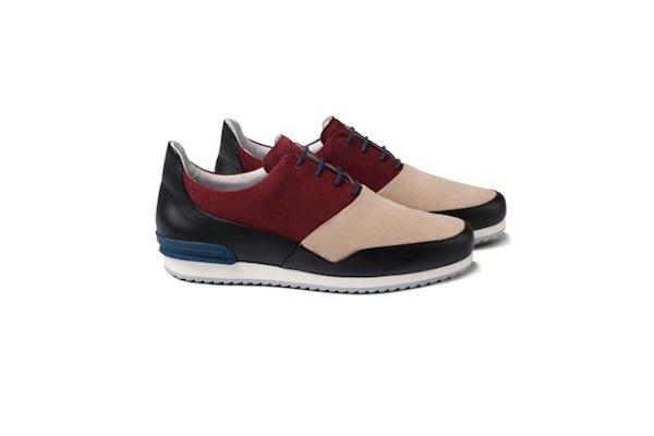 PIOLA sneakers BARRANCO Bordeaux_Noir_Beige_Cuir prémium italien et cuir suédé huilé, semelle crantée en caoutchouc sauvage péruvien_220 euros_www.piola.fr - copie