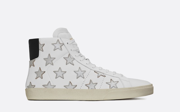 saint Laurent sneakers