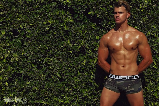 aware Camouflage Trunks1