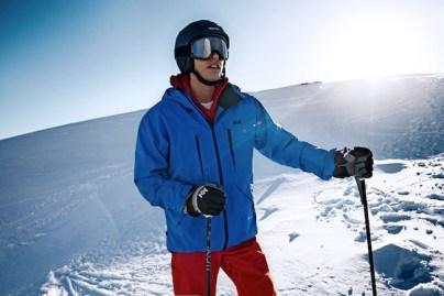 pantalon et blouson de ski