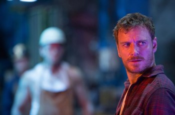 Michael Fassbender as Erik Lensherr / Magneto in X-MEN: APOCALYPSE.