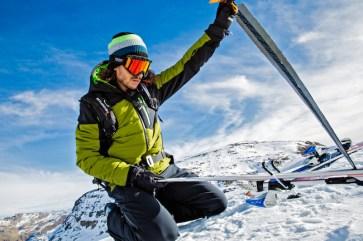 tenue de ski homme Protest