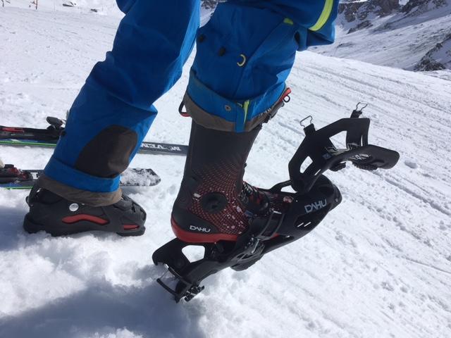 Chaussures de ski Dahu