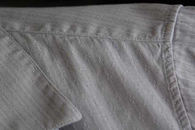 chemise tissu de qualité