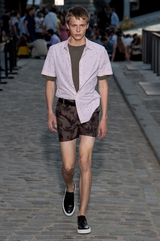 paul & Joe short homme