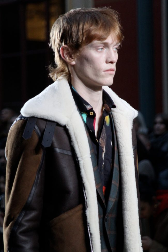 paul smith shearling