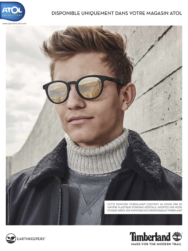 lunettes solaires Timberland