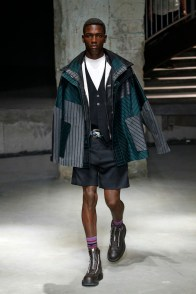 LANVIN_- Menswear spring summer 2019 PARIS june 2018