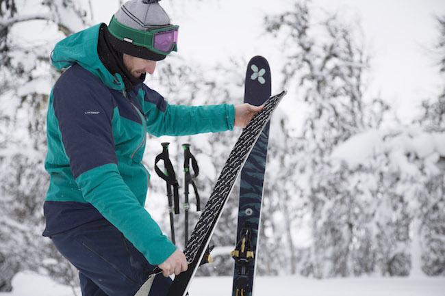 veste et pantalon de ski