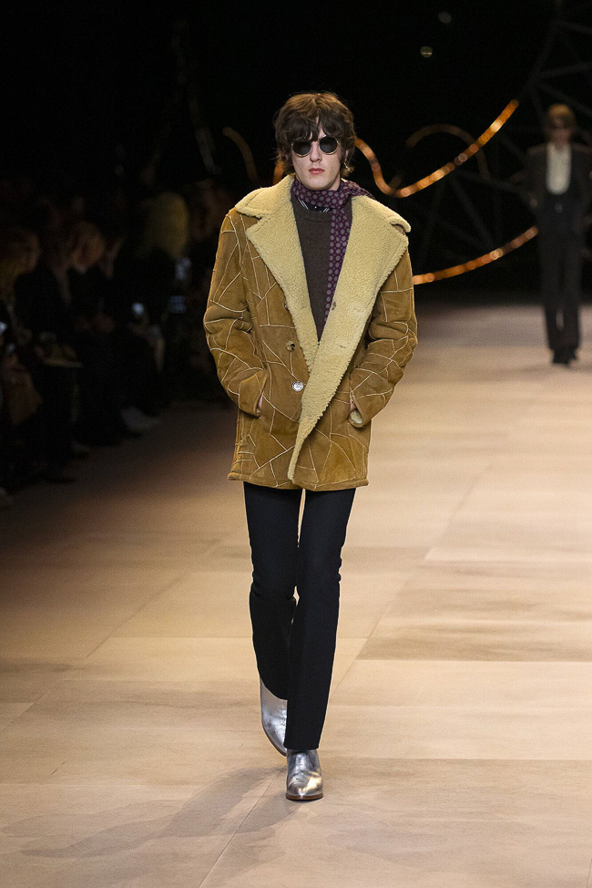 mode homme automne hiver 2020 - 2021