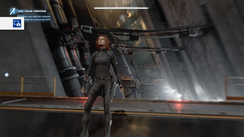 Black Widow Marvel's Avengers