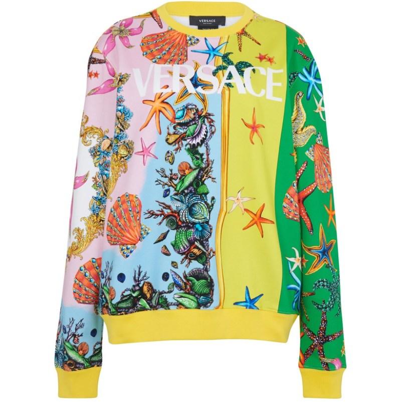 Sweatshirt Versace