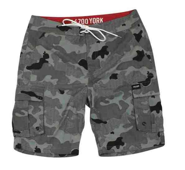 short zoo york camouflage