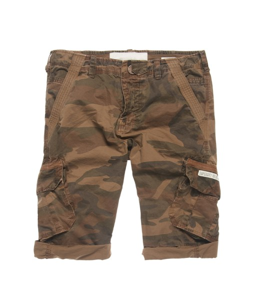 superdry SHORT_Camo