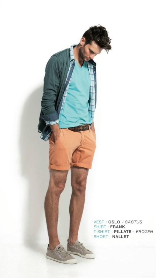 Mini short pour homme été 2013 Japan Rag