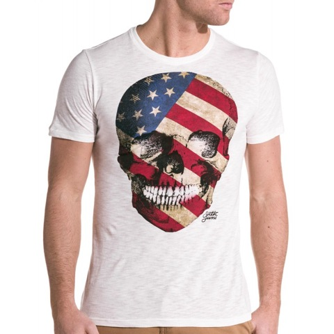 tee-shirt-homme-tete-de-mort-originale-sixth-june