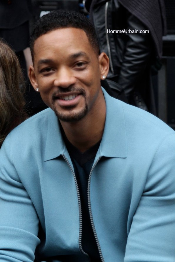 Will Smith Lanvin Homme