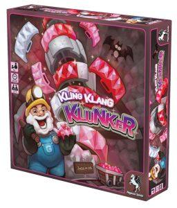 Cover von Kling Klang Klunker: Zwerg beim Edelsteine schürfen