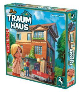 Cover von Mein Traumhaus: Mädchen mit großem Haus