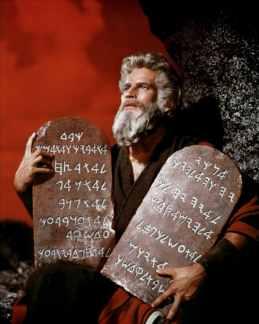 5 commandements