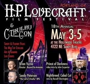 Lovecraftian movie festival