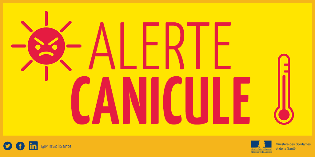 Canicule et JDR