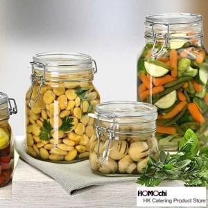 Glass Jar Wired