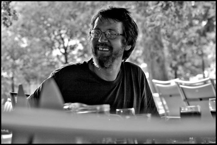 2008, na festivalu Pranger, foto Mojca Pišek