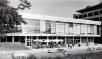 Restavracija Center nekdaj na Prešernovi
