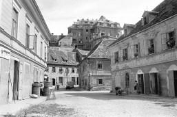 Dravska ulica leta 1961