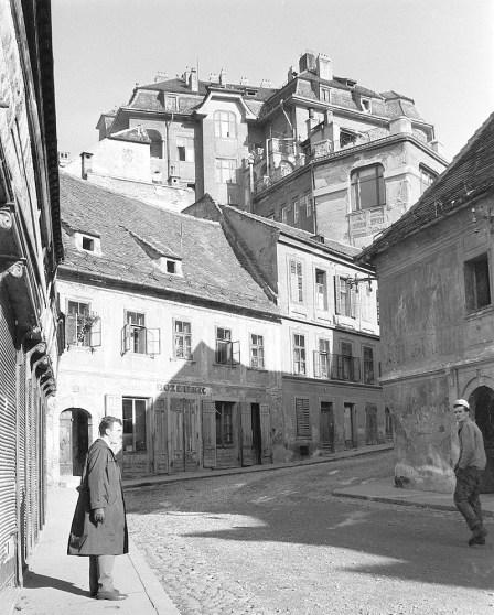 Dravska ulica leta 1959