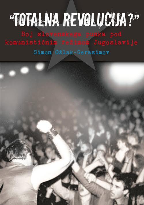 TOTALNA REVOLUCIJA naslovnica