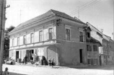 Vojašniška ulica leta 1961