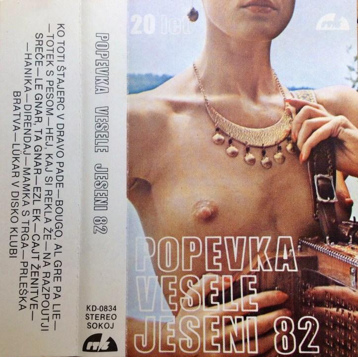 1982. V_A - Popevka Vesele Jeseni '82