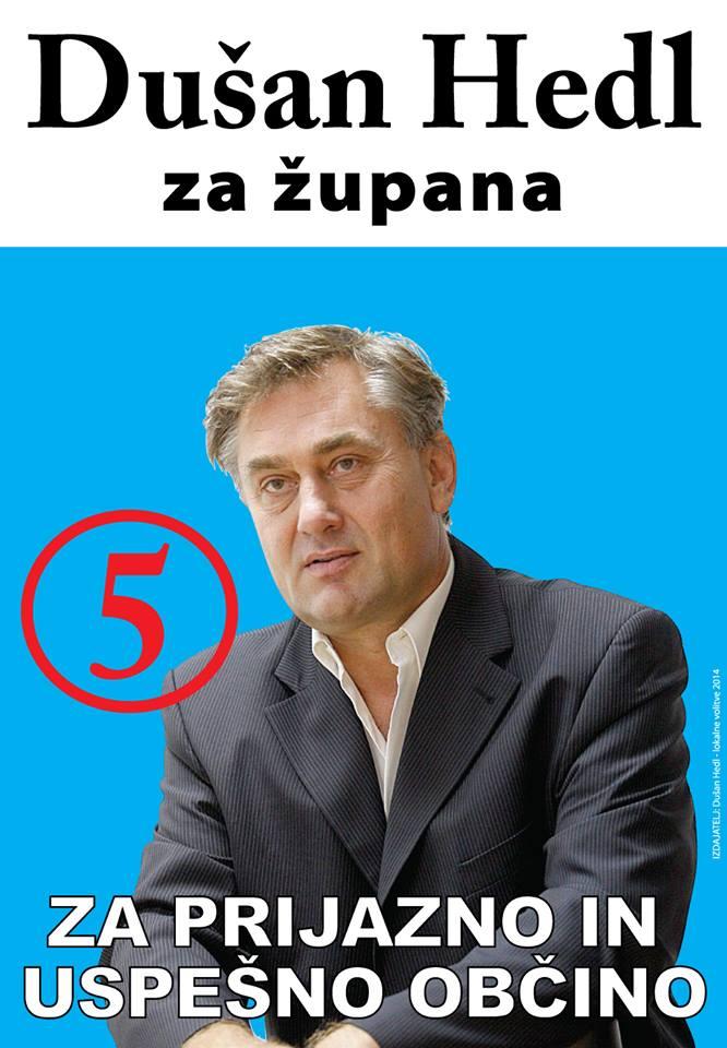 ZUPANA HEDL