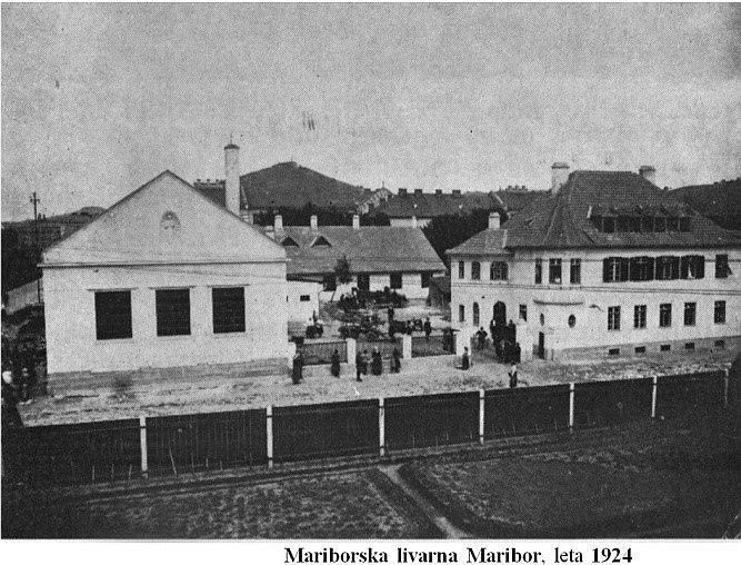 livarna leta 1924