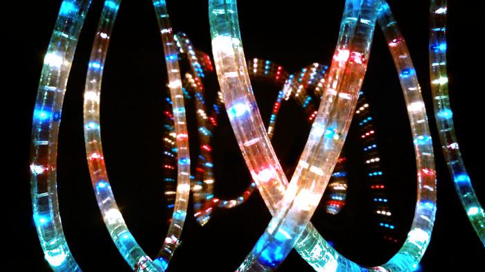 Novoletne lučke, Foto: Tanja Jerebic