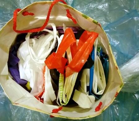 Plastične vrečke, Foto: Tanja Jerebic