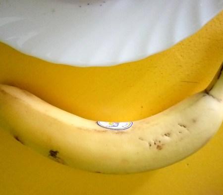 Banana, Foto: Tanja Jerebic