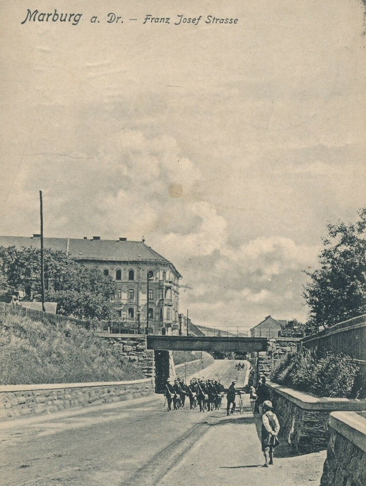 gorkega u-1914