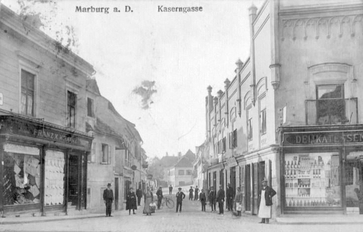 kaserngasse 1914