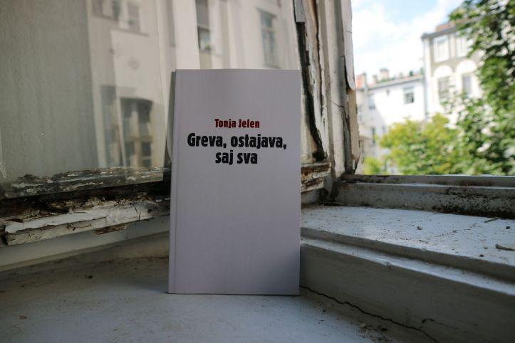 Tonja Jelen_Greva, ostajava, saj sva_naslovnica_promo