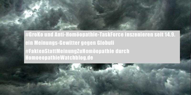 homöopathiewatchblog artikel homöopathie