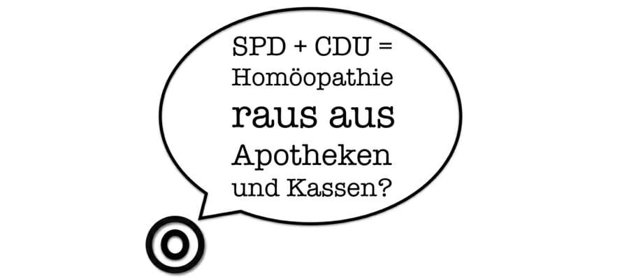 spd cdu homoeopathie