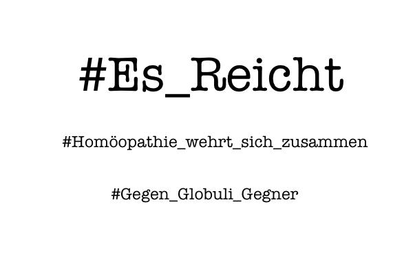 Wegen Homöopathie-Bashing: Auch Heilpraktiker schreibt Protestbrief an Helmholtz-Forschungsgemeinschaft