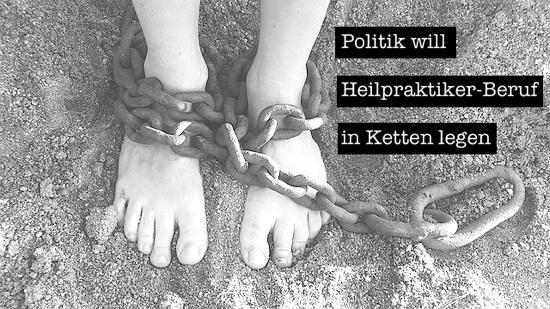 Heute in DIE WELT: Politik startet PR-Kampagne gegen Heilpraktiker-Beruf