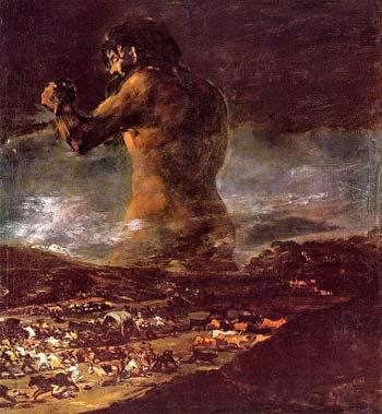 El Coloso de Goya